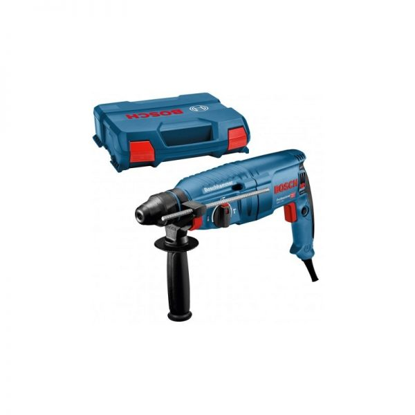 BOSCH GBH 2-25 SDS+ PLUS ROTARY HAMMER DRILL IN CARRY CASE