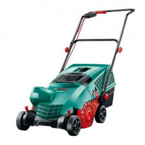 BOSCH GREEN ALR 900 CORDED ELECTRIC LAWN RAKER