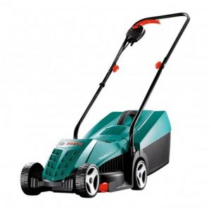 BOSCH GREEN ROTAK 32 R CORDED ELECTRIC ROTARY LAWN MOWER