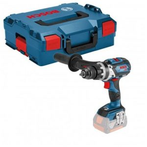 BOSCH GSB 18 V-110 C BRUSHLESS COMBI DRILL BODY ONLY IN L-BOXX