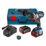 BOSCH GSA 18 V-LI 18V PROFESSIONAL RECIPROCATING SAW INC 2X 5.0AH BATTS