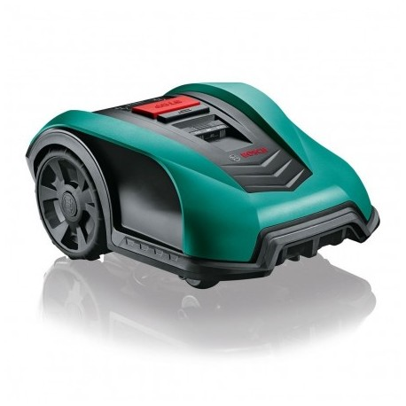 BOSCH INDEGO 350 ROBOT LAWN MOWER WITH DOCKING STATION