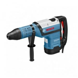 BOSCH GBH 12-52 D SDS-MAX ROTARY HAMMER DRILL IN CARRY CASE