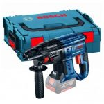 BOSCH GBH 18 V-20 SDS+ PLUS CORDLESS ROTARY HAMMER BODY ONLY IN L-BOXX