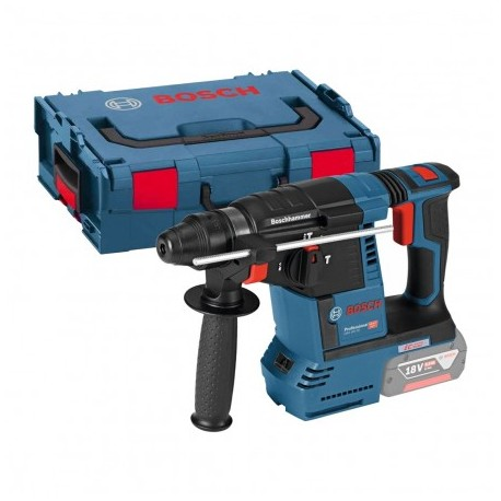 BOSCH GBH 18 V-26 SDS+ PLUS BRUSHLESS ROTARY HAMMER BODY ONLY IN L-BOXX