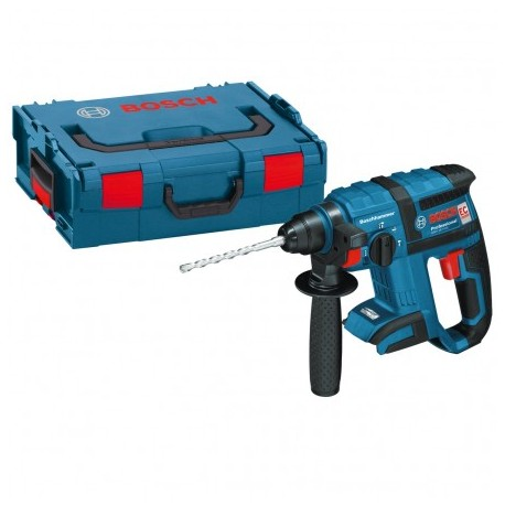 BOSCH GBH 18 V-EC BRUSHLESS SDS+ ROTARY HAMMER BODY ONLY IN L-BOXX