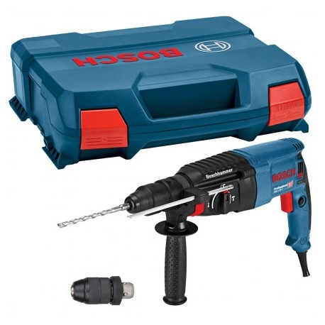 BOSCH GBH 2-26 F SDS+ PLUS ROTARY HAMMER DRILL IN CARRY CASE WITH QCC