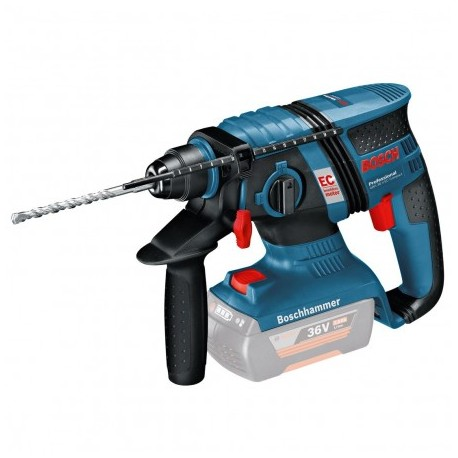 BOSCH GBH 36 V-EC CP 36V COMPACT BRUSHLESS SDS+ PLUS ROTARY HAMMER DRILL BODY ONLY