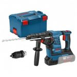 BOSCH GBH 36 VF-LI PLUS 36V SDS+ ROTARY HAMMER BODY ONLY IN L-BOXX & QCC