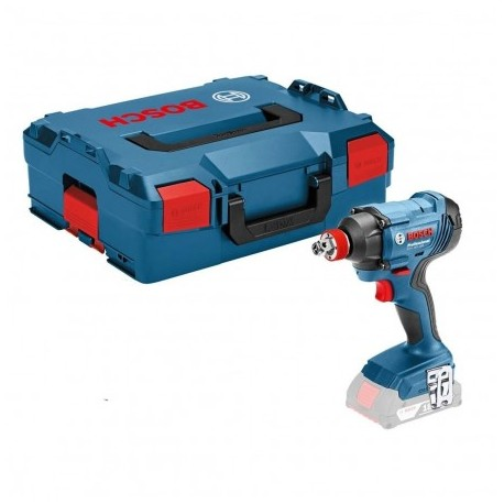 BOSCH GDX 18 V-180 IMPACT DRIVER / WRENCH BODY ONLY IN L-BOXX