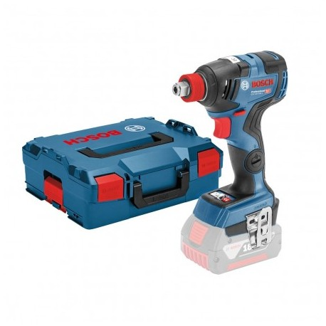 BOSCH GDX 18 V-200 C IMPACT WRENCH/DRIVER BODY ONLY IN L-BOXX