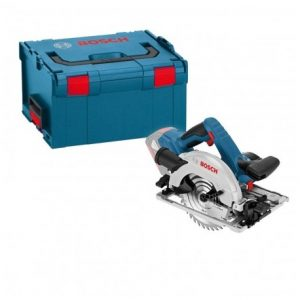 BOSCH GKS 18 V-57 G 165MM CIRCULAR SAW BODY ONLY IN L-BOXX