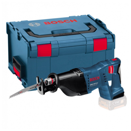 BOSCH GSA 18 V-LI 18V PROFESSIONAL RECIPROCATING SAW BODY ONLY IN L-BOXX