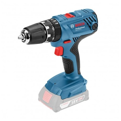 BOSCH GSB 18 V-21 COMBI DRILL BODY ONLY IN CARTON