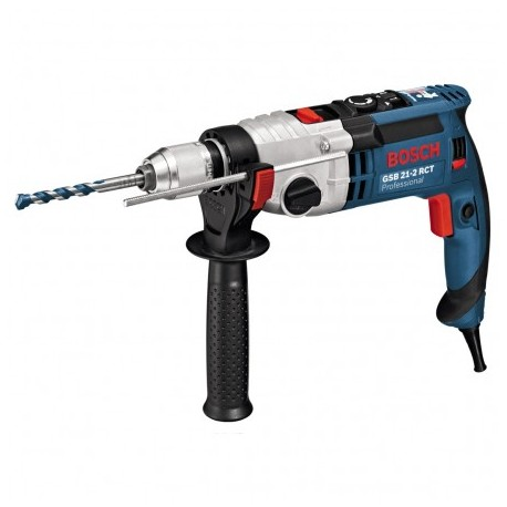 BOSCH GSB 21-2 RCT TWO SPEED 1300W IMPACT PERCUSSION DRILL