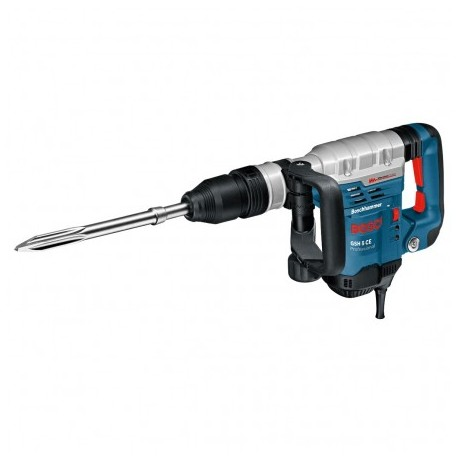 BOSCH GSH 5 CE DEMOLITION HAMMER WITH SDS MAX IN CARRY CASE