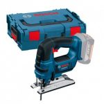 BOSCH GST 18 V-LI B 18V BOW HANDLE JIGSAW BODY ONLY IN L-BOXX