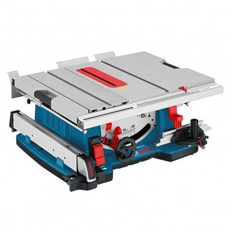 BOSCH GTS10 XC TABLE SAW WITH CARRIAGE