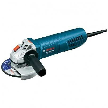 BOSCH GWS 11-125 P SLIM GRIP ANGLE GRINDER WITH PROTECTION PADDLE SWITCH