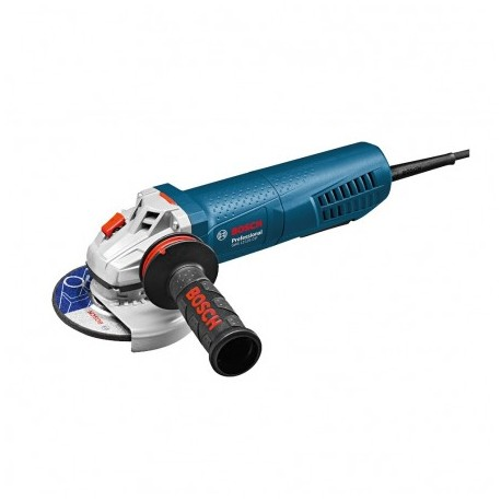 BOSCH GWS 12-125 CIP ANGLE GRINDER WITH PROTECTION PADDLE SWITCH