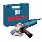 BOSCH GWS 13-125 CI ANGLE GRINDER WITH VIBRATION CONTROL HANDLE & CARRY CASE
