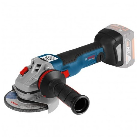 BOSCH GWS 18V-115 C BRUSHLESS ANGLE GRINDER BODY ONLY IN CARTON