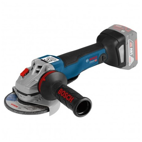 BOSCH GWS 18V-125 PC BRUSHLESS ANGLE GRINDER BODY ONLY IN CARTON