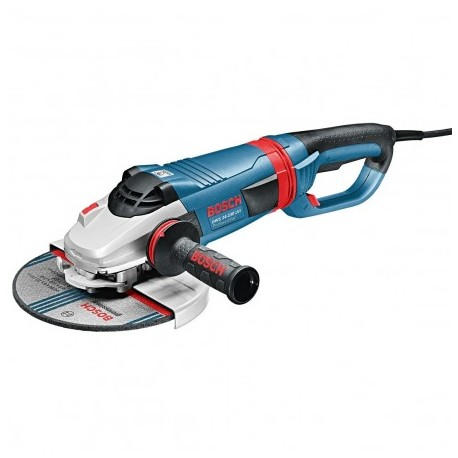 BOSCH GWS 24-230 LVI ANGLE GRINDER WITH VIBRATION CONTROL HANDLE