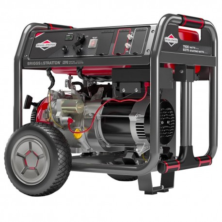 BRIGGS AND STRATTON 30552A 7500-WATT 420CC ELITE GAS POWERED PORTABLE GENERATOR