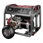 BRIGGS & STRATTON 30664 8000 WATT ELITE SERIES GAS POWERED PORTABLE RV GENERATOR – SCRATCH AND DENT