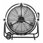 CountyLine 24 In. Orbit Drum Fan