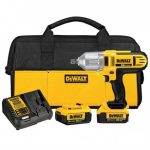 "DEWALT DCF889M2 20V MAX 1/2"" HIGH TORQUE IMPACT WRENCH W/ DETENT PIN"