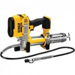 DEWALT DCGG571B 20V MAX LITHIUM ION AUTOMATIC 42 GREASE GUN – BARE TOOL
