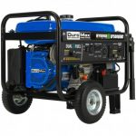 DUROMAX XP5000EHC 5KW ELECTRIC START HYBRID PORTABLE GENERATOR – CANADIAN MODEL