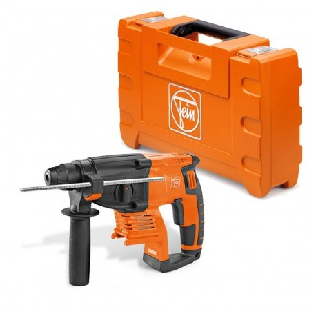 FEIN ABH 18 SELECT+ 18V ROTARY SDS+ HAMMER DRILL BODY ONLY IN CARRY CASE