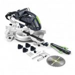 FESTOOL 561729 KAPEX SLIDING COMPOUND MITRE SAW KS 60 E-SET GB 240V