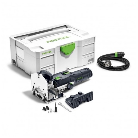 FESTOOL 574327 DOMINO JOINING MACHINE DF 500 Q-PLUS GB 240V
