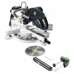 FESTOOL 575305 KAPEX SLIDING COMPOUND MITRE SAW KS 120 REB GB 110V