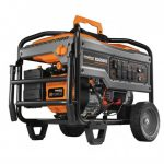 GENERAC 6825 426CC 6,500-WATT ELECTRIC START PORTABLE GENERATOR – XC6500E