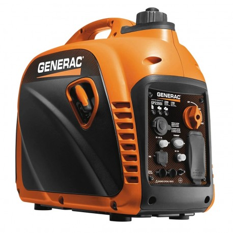GENERAC 7117 2,200-WATT 80CC TRUEPOWER PORTABLE INVERTER GENERATOR - GP2200I