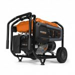 GENERAC 7690 6500W 120240V GP6500 GASOLINE POWERED PORTABLE GENERATOR