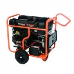 GENERAC GP15000E 992CC 15,000-WATT 120/240-VOLT ELECTRIC START PORTABLE GENERATOR - 5734