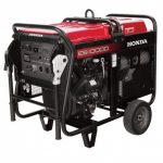 HONDA EB10000 630CC 10,000-WATT 120240-VOLT ELECTRIC START COMMERCIAL GENERATOR