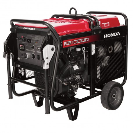 HONDA EB10000 630CC 10,000-WATT 120/240-VOLT ELECTRIC START COMMERCIAL GENERATOR