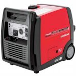 HONDA EU3000IH 3,000-WATT 120-VOLT SUPER QUIET LIGHT WEIGHT HANDI INVERTER GENERATOR - SCRATCH AND DENT