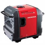 HONDA EU3000IS 3,000-WATT 120-VOLT SUPER QUIET LIGHT WEIGHT INVERTER GENERATOR - SCRATCH AND DENT
