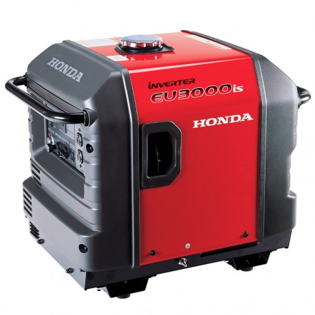 HONDA EU3000IS 3,000-WATT 120-VOLT SUPER QUIET LIGHT WEIGHT INVERTER GENERATOR