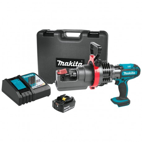 MAKITA XCS01T1 18-VOLT 4-WAY CUTTING BLADE CORDLESS LITHIUM-ION REBAR CUTTER KIT