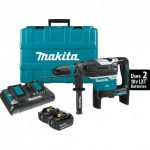 MAKITA XRH07PTUN 18 VOLT LXT X2 BRUSHLESS SDS-MAX CORDLESS ROTARY HAMMER KIT