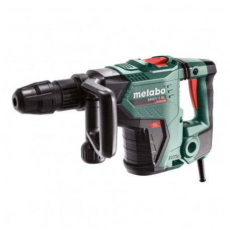METABO MHEV 5 BL 1150W BRUSHLESS SDS MAX CHIPPING HAMMER IN CARRY CASE